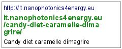 http://it.nanophotonics4energy.eu/candy-diet-caramelle-dimagrire/